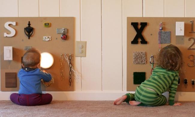 10 способов занять вашего малыша