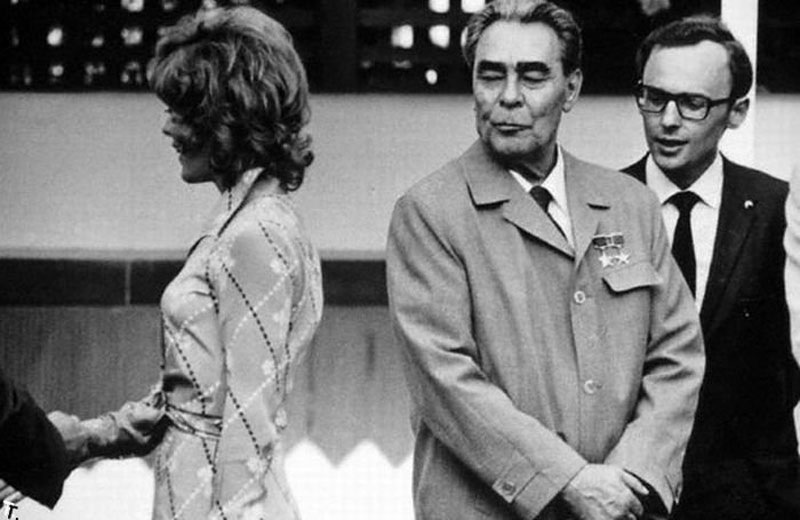 При Брежневе такого не было!