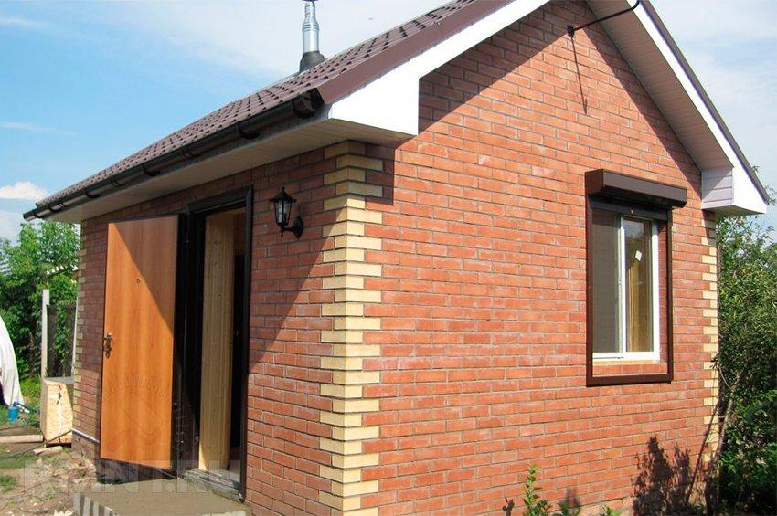 Сделать дом своими руками кирпичные дома