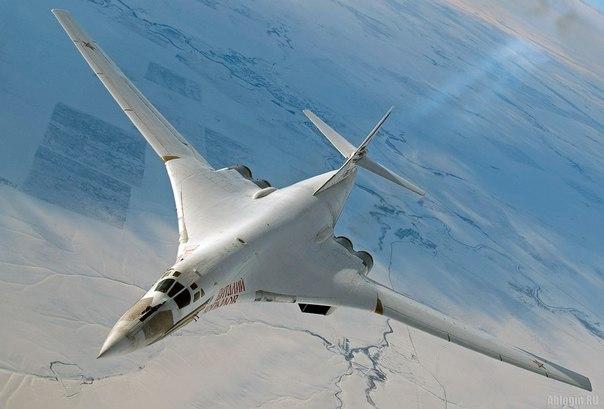 «Белый лебедь». Факты о самом мощном бомбардировщике России