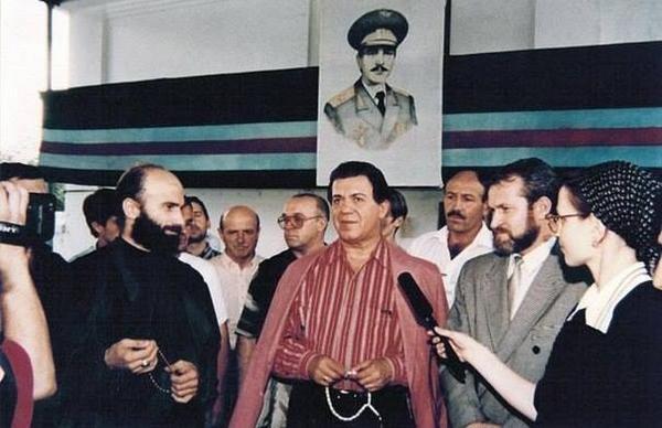 Кобзон в Чечне