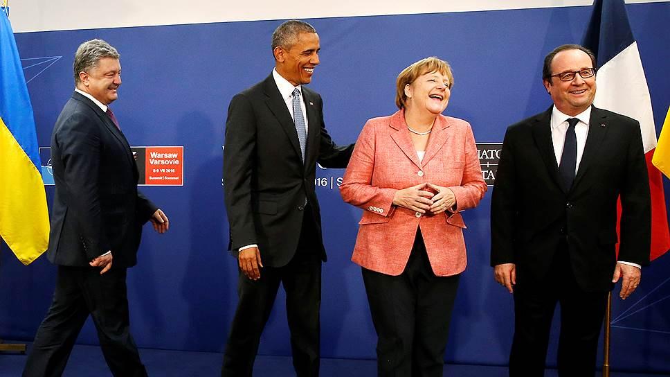 О саммите НАТО в Варшаве без эмоций - Si vis pacem, para bellum