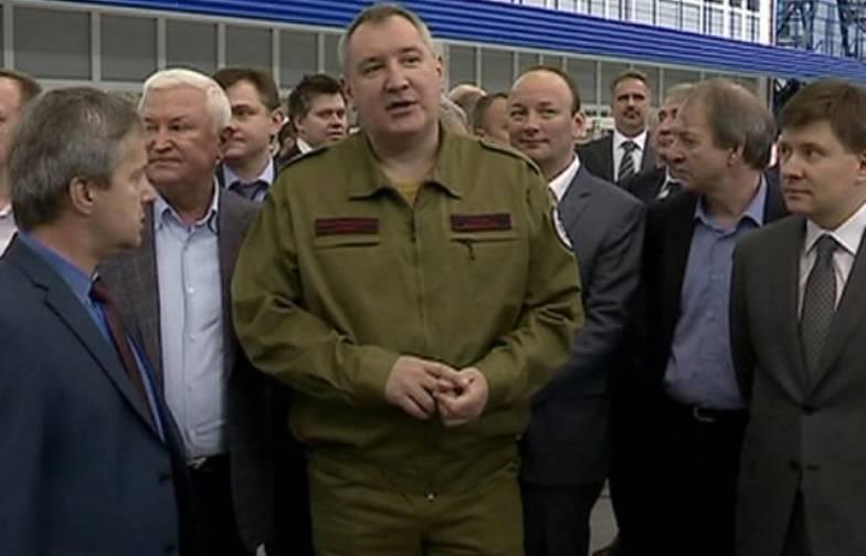 Рогозин полетит в Молдову, несмотря на запрет местных властей