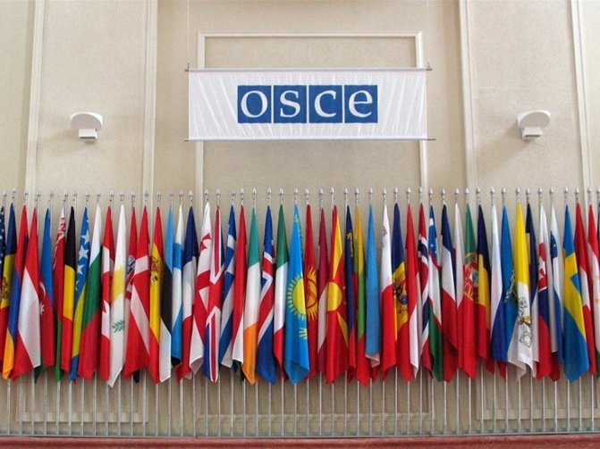 Россия может наказать ОБСЕ так же, как и ПАСЕ