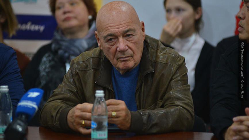 Познер анекдотом опроверг свою поддержку Собчак на президентских выборах