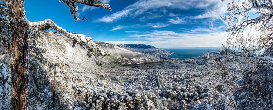Новый год в Крыму: поток туристов продолжает молниеносно расти