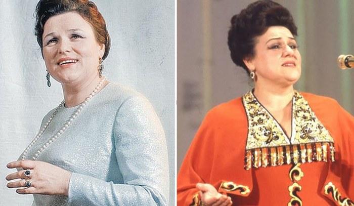 Что было в черной косметичке Людмилы Зыкиной, которую певица везде носила с собой