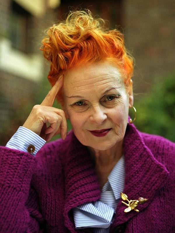 Яркие оттенки волос для женщин 50+ – изысканно или перебор