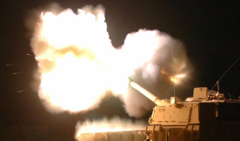 Перспективные проекты артиллерийских боеприпасов США