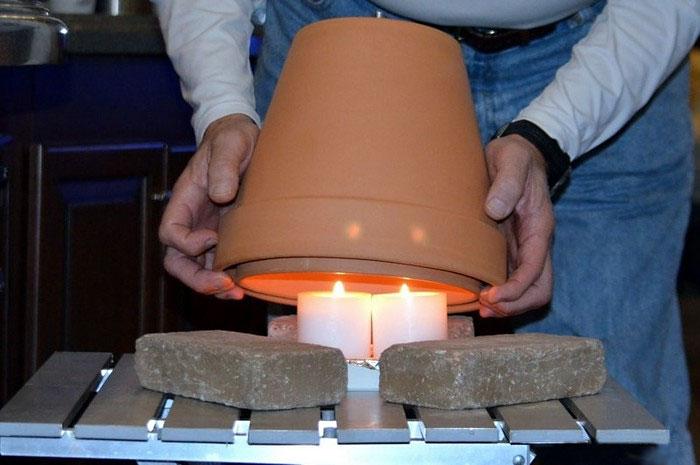 Погода в доме: как сделать бюджетный обогреватель, который наполнит дачу теплом