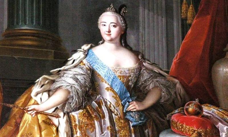 27 августа - Елизавета запретила взяточничество чиновников