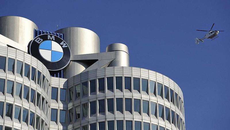 Пьяные рабочие остановили работу завода BMW