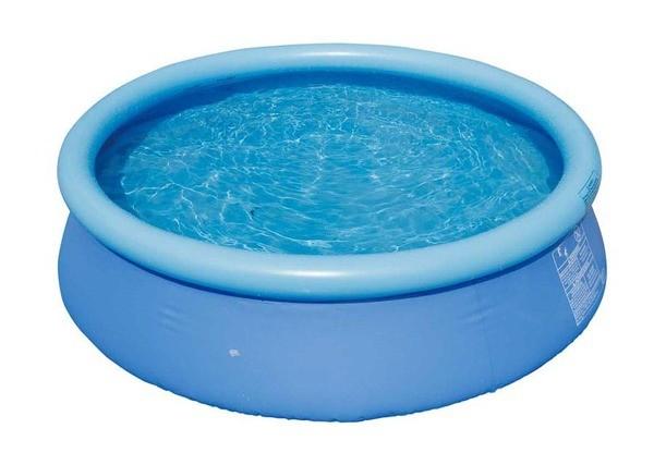 Короче, купил себе бассейн