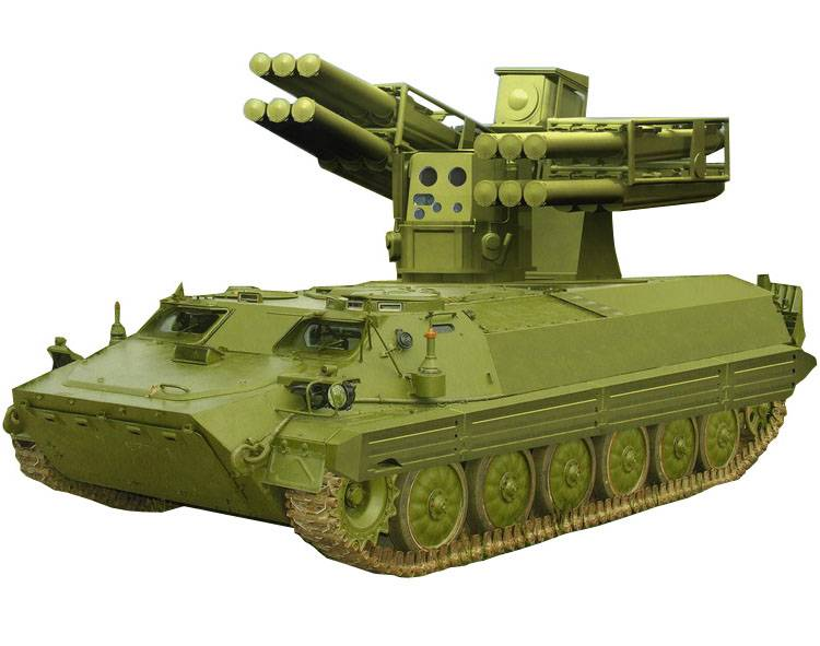 Изделие «Багульник»: неизвестный компонент ПВО