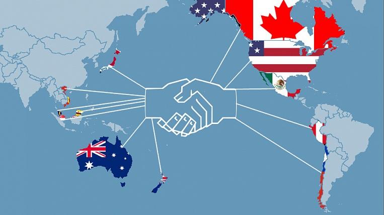 США объявили о выходе из Транстихоокеанского партнерства