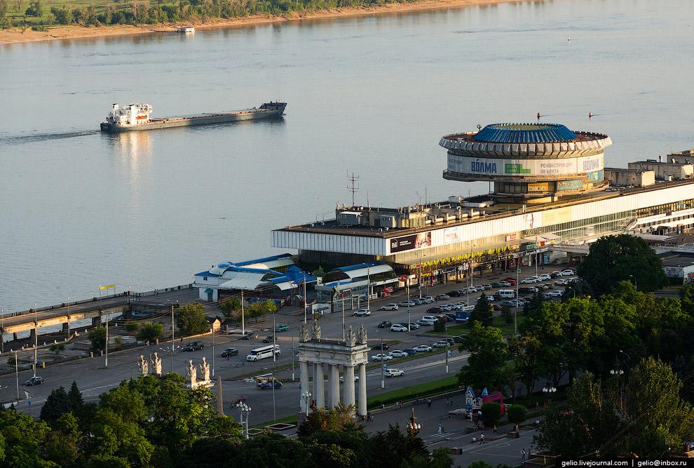 Волгоградский речной вокзал