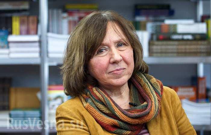 О Бузине и не только: заочная дискуссия со Светланой Алексиевич