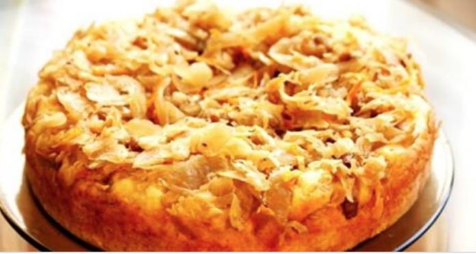 Пироги из жидкого теста: ТОП-4
