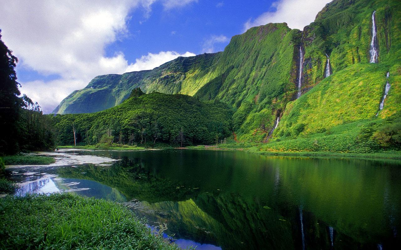 Вулканические чудеса Азорских островов