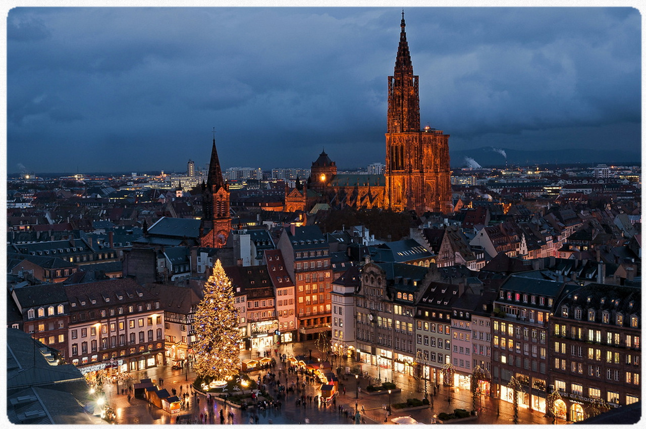 «Русский очевидец»: Столица Рождества - Страсбург под тенью берлинского терракта...