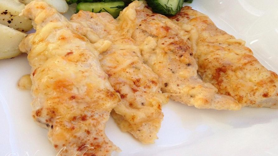 Вкуснейшие куриные палочки-готовим к ужину