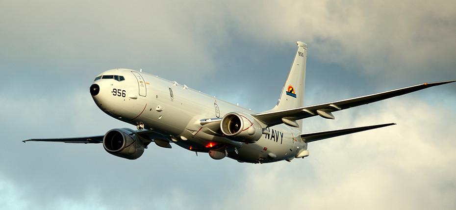 NBC: в США утверждают, что Су-27 пролетел в семи метрах от самолета ВМС США