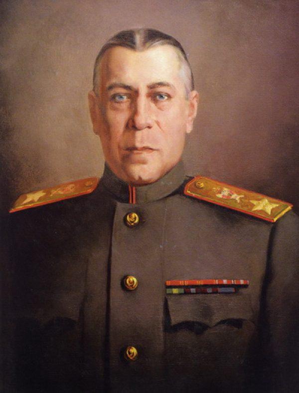 «Мозг» советской армии