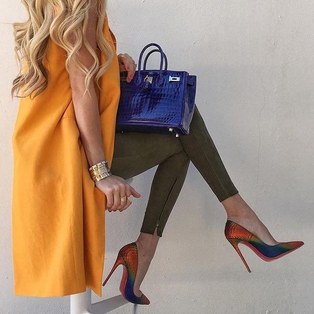 Как правильно выбрать и с чем носить модные сумки