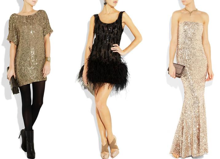 Выбираем платье для Нового года 2017 Модные тенденции по знакам зодиака