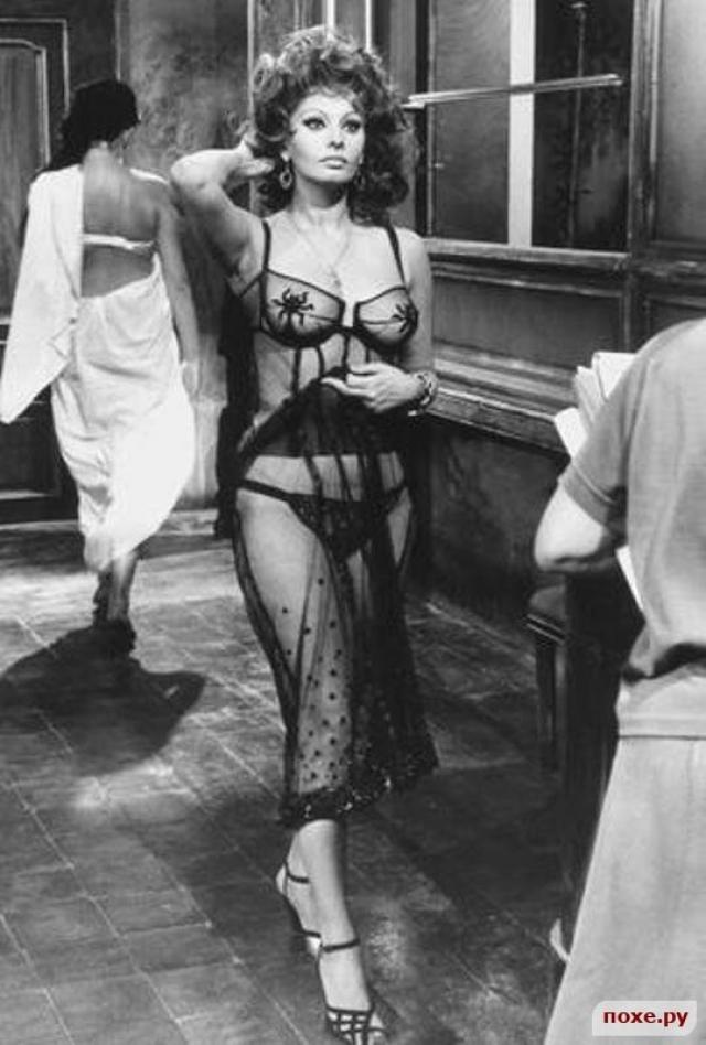 роли про знаменитых праституток
