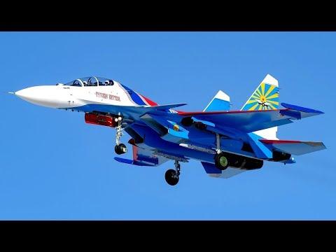 Су-30СМ - многоцелевой истребитель. История и описание