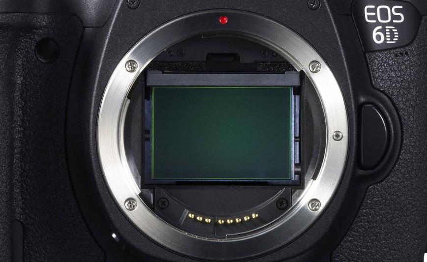 Как почистить матрицу в зеркальной камере
