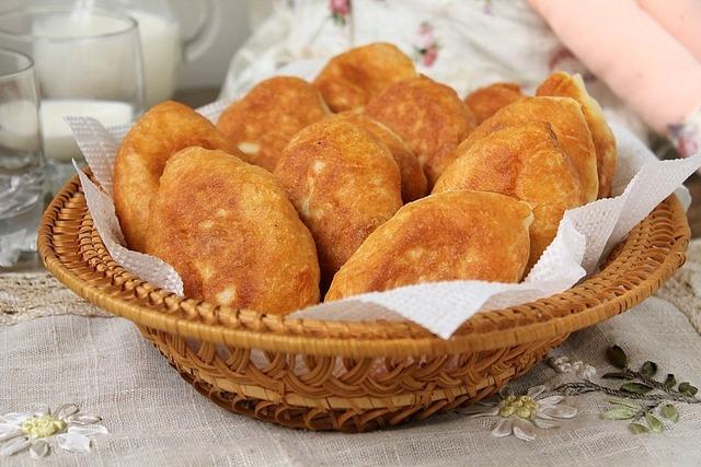 Жаренные пирожки как в СССР