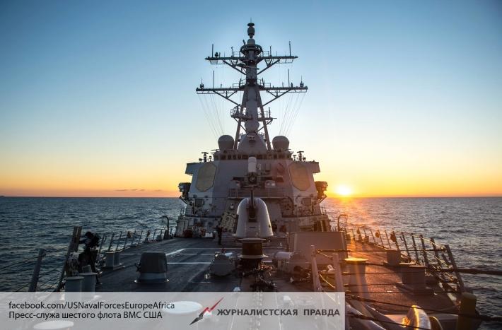 Стало известно, зачем США перебросили в Южно-Китайское море авианосную ударную группу