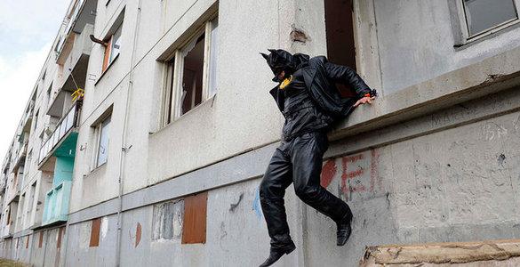 История Бэтмена из Словакии