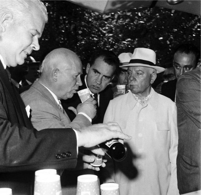 СССР и Пепси-кола