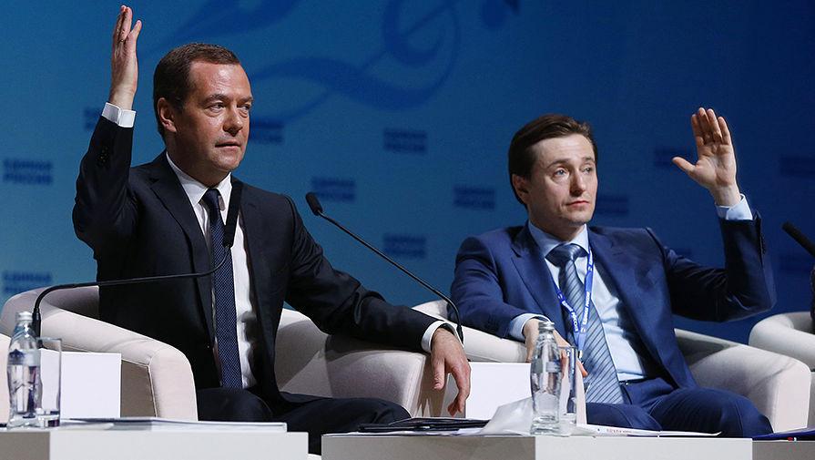 Почти половина россиян высказалась заотставку Медведева