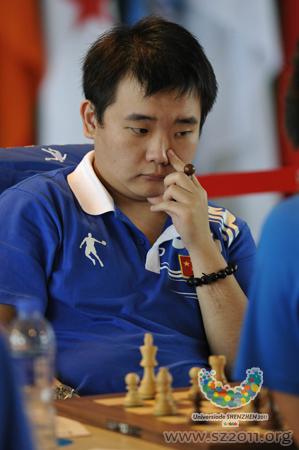 Универсиада 2011. Шахматы. Победа китайских шахматистов