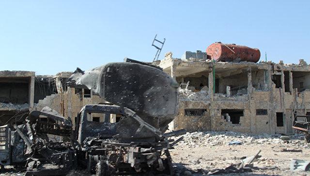 Новости Сирии. Сегодня 13 сентября 2016