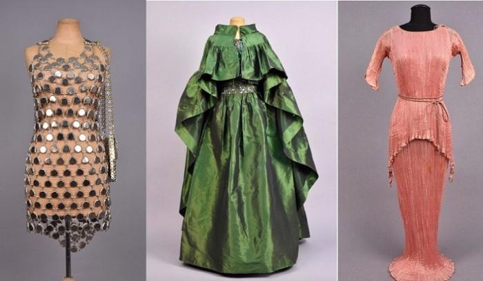 Тотальная чистка гардероба: музей моды избавляется от эксклюзивных винтажных моделей