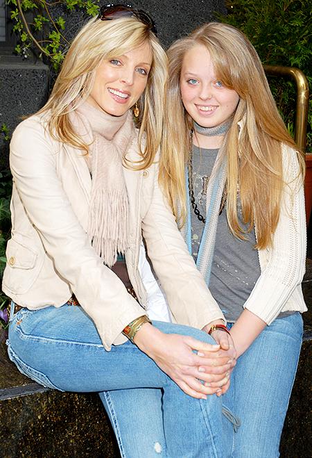 Марла Мейплз с матерью