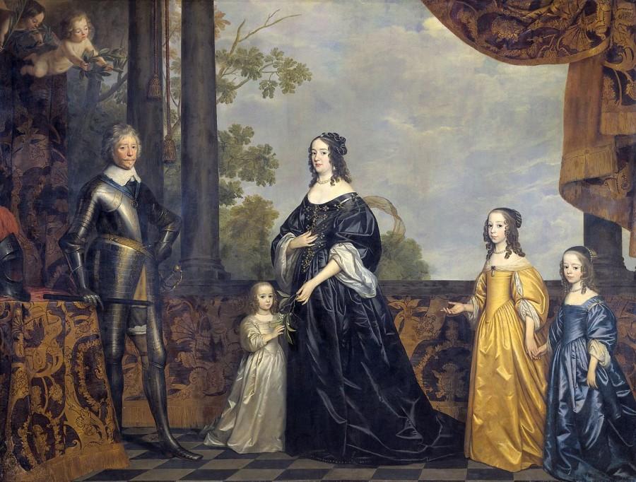 Благородная свекровь и ее неблагодарные королевские родственнички