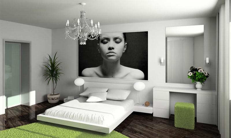 52 примера использования зеленого цвета в современном интерьере