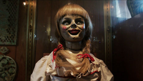 Creepy new trailer lands for Annabelle: watch now