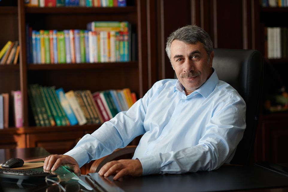 """Доктор Комаровский - родителям: """"Не жалуйтесь. Не надейтесь на """"дядю"""". Учитесь"""""""