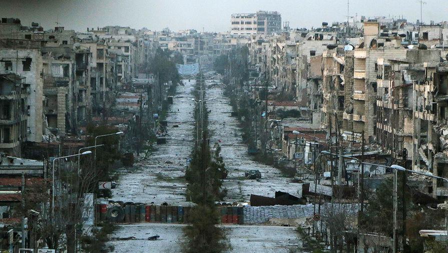 При обстреле российского госпиталя в Алеппо пострадал сотрудник телеканала RT