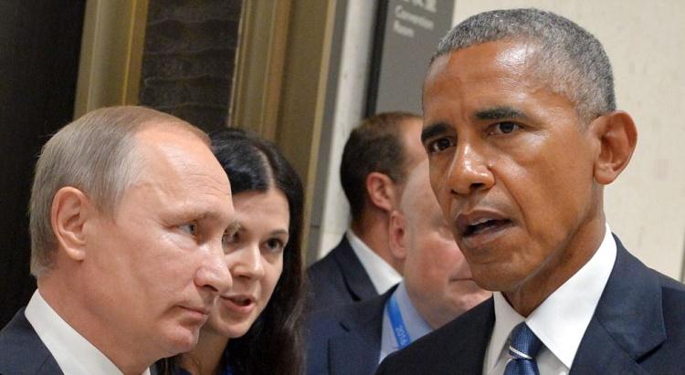 «От разорванной в клочья до супердержавы»: в Москве прокомментировали слова Обамы о России