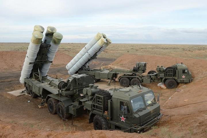 Минобороны РФ перевооружает Крым: «Триумф» на защите мирного неба