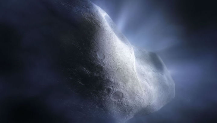 Эксперты обсудили способы защиты Земли от астероидов и комет