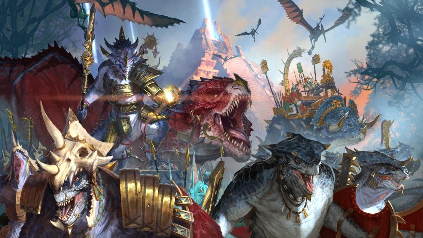 Коллекционные издания Total War: Warhammer 2 украли из почтового фургона